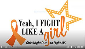 Girls Night Out to Fight MS video